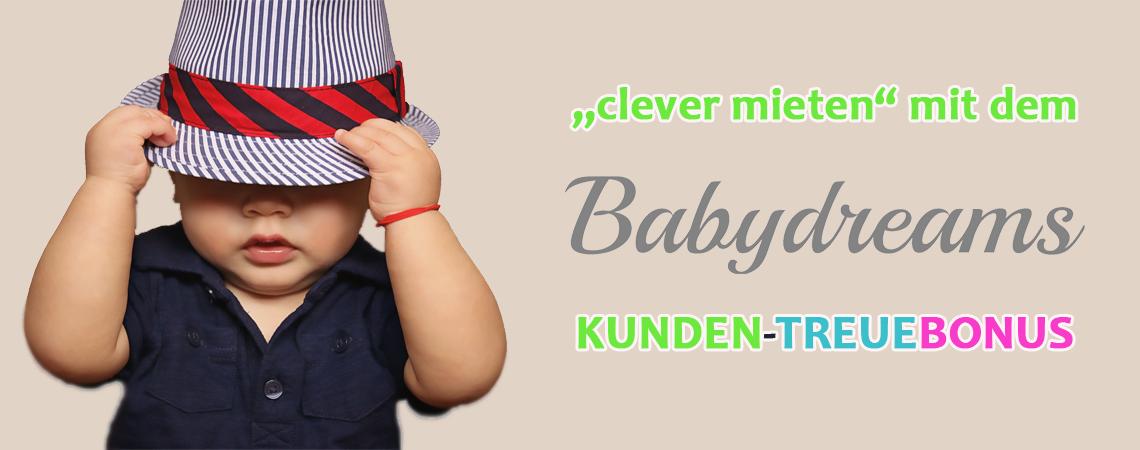 Babydreams-Kunden-Treuebonus
