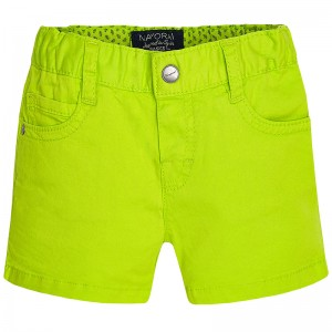 MAYORAL Shorts im Jeansstil