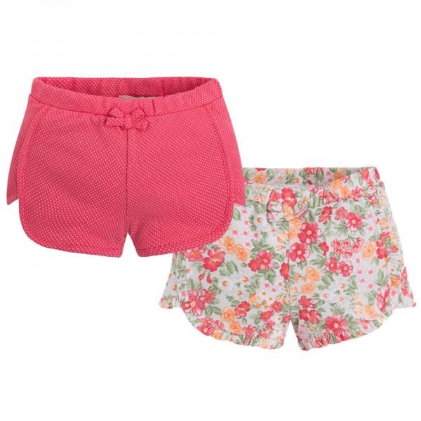 MAYORAL 2er Pack Shorts