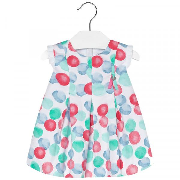 MAYORAL Punkte Kleid