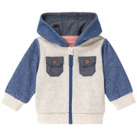 NOPPIES Sweatjacke Ennis