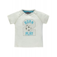 "KANZ T-Shirt ""BORN 2 PLAY"""