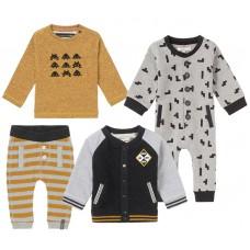 "NOPPIES 4-teiliges Buben Kleidungspaket ""Style colors"""