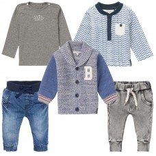 "NOPPIES 5-teiliges Buben Kleidungspaket ""little denim boy"""