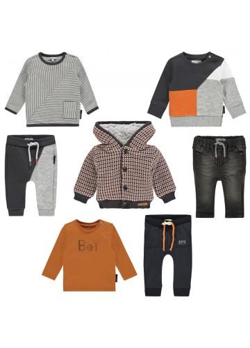 """NOPPIES 7-teiliges Buben Kleidungspaket """"cool fashion"""""""