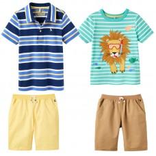 """TOM JOULE 4-teiliges Buben Kleidungspaket """"Sea Lion"""""""