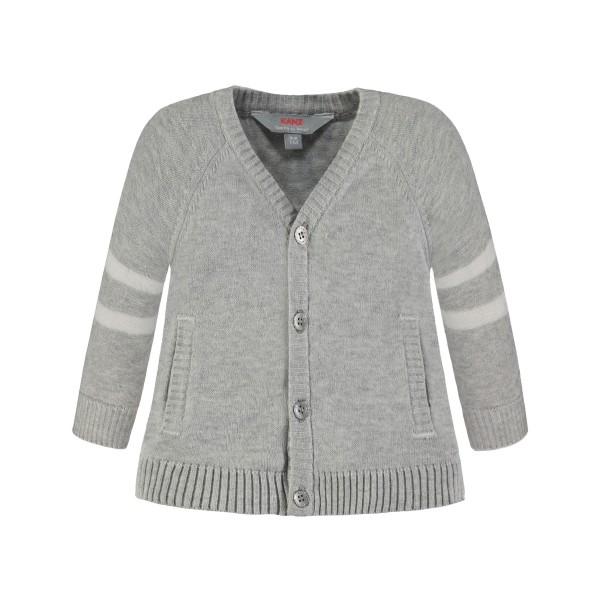 "KANZ Buben Strickjacke ""Playground"""