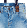 MAYORAL Buben Jeanshose mit Hosenträgern