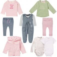 "9-teiliges Neugeborenenpaket ""little baby girl"""