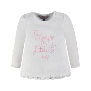 "KANZ Mädchen Langarmshirt ""enjoy the little things"""