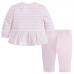 MAYORAL Mädchen Baby-Set Jogginganzug und T-Shirt