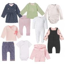 """NOPPIES 11-teiliges Neugeborenen-Paket """"Mädchen"""""""