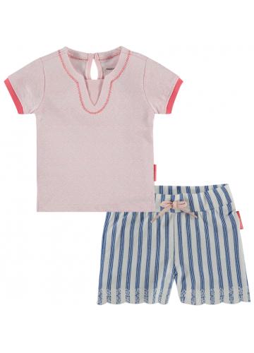 NOPPIES 2-teiliges Mädchen Sommeroutfit