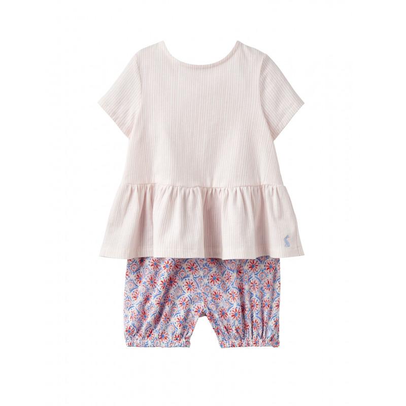 """TOM JOULE Mädchen T-Shirt und Shorts Set """"Romy"""""""