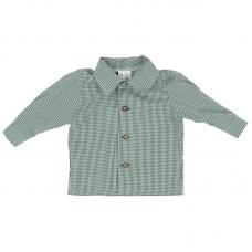 """A GWOND VOM LAND Buben Trachtenhemd """"grün"""""""