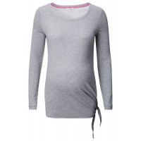 NOPPIES Langarmshirt Heather