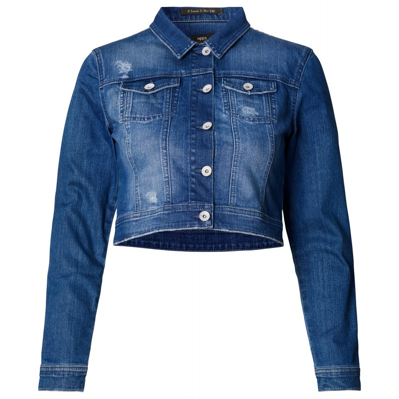 NOPPIES Jeansjacke Rowan