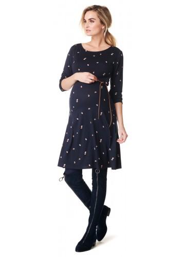 NOPPIES Still-Kleid Kaicy mit 3/4 Arm