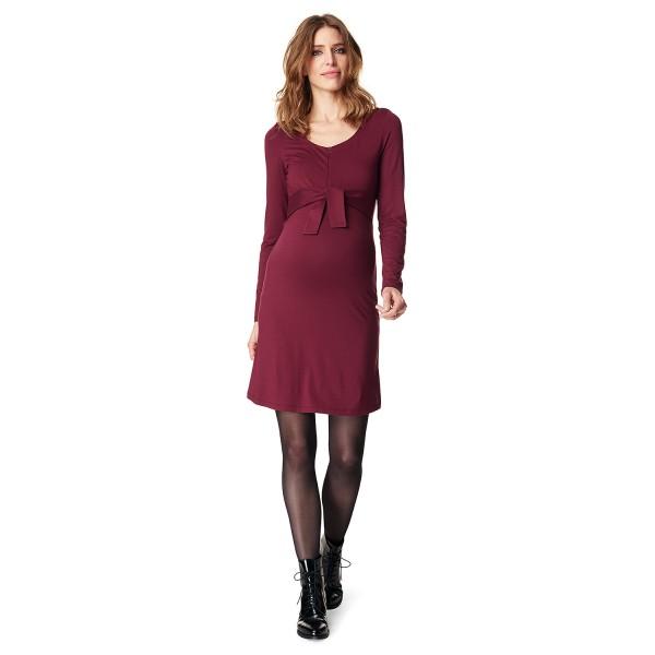 ESPRIT Still-Kleid mit Bindeschleife