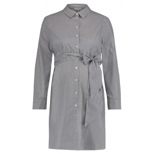 NOPPIES Blusenkleid Kim im Streifen-Design